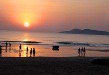 Bãi biển Cửa Lò - Một trong những bãi biển đẹp ở Việt Nam